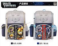 Школьный ортопедический рюкзак TRANSFORMERS  ,качественный и стильный 4 цвета