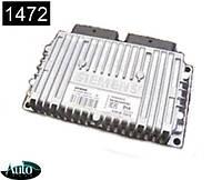 Электронный блок управления (ЭБУ) АКПП Citroen C3 1.4 8V 02-09г TU3 (KFV)