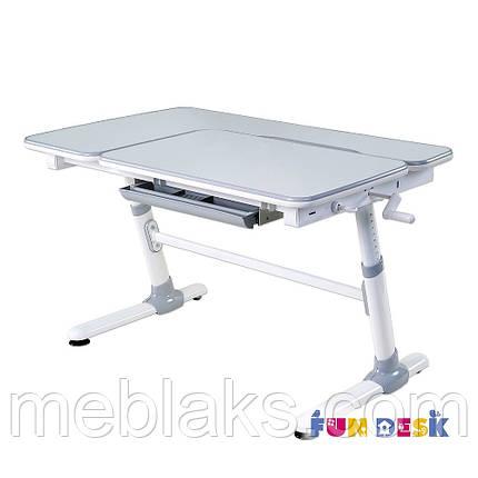 Детский стол-трансформер FunDesk Invito Grey, фото 2