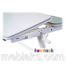 Детский стол-трансформер FunDesk Invito Grey, фото 3