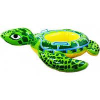 """Круг-плoтик надувной 85х25см """"Черепаха"""" A-Toys ТТ-14005"""