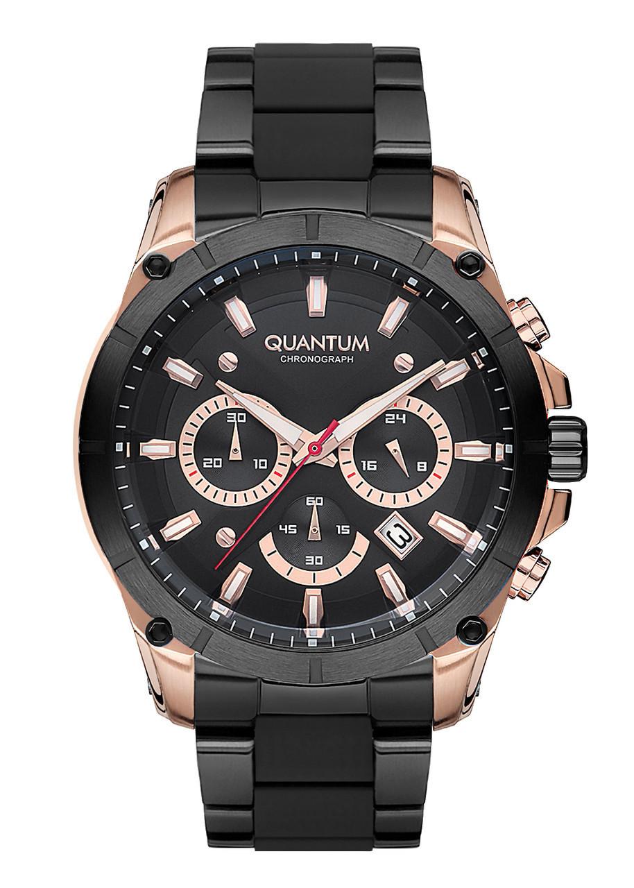 Часы мужские Quantum PWG673.850 черные