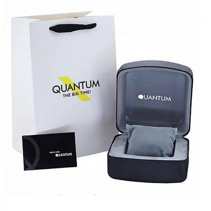 Часы мужские Quantum PWG673.850 черные, фото 2