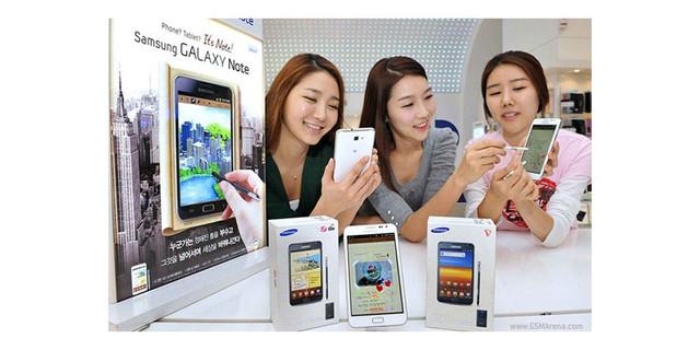 Новинки мобильных телефонов