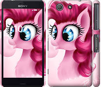 "Чехол на Sony Xperia Z3 Compact D5803 Pinkie Pie v3 ""3549c-277-5948"""