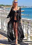 Пляжная туника в пол купить, фото 9