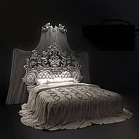 Спальня резная из дерева LUXORY