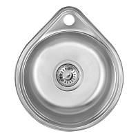 Кухонная мойка Imperial 4539 Decor (IMP4539SAT)