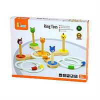 """Игра Viga Toys """"Брось кольцо"""" (50174)"""