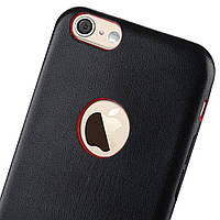 Чехол Baseus Thin Leather case для iPhone 6 Black