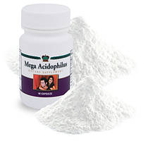Мега - Ацидофилус пробиотики  микрофлора кишечника