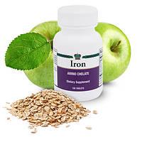 Железо Iron Для кроветворения и образования  гемоглобина