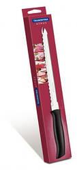Нож tramontina athus black для замороженых продуктов 23 см