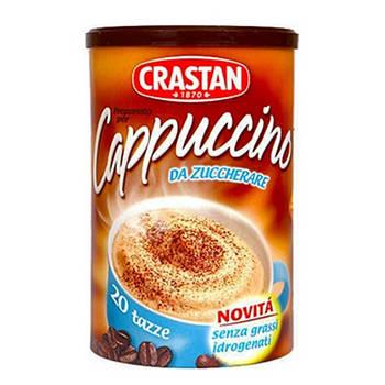 Каппучино Crastan Cappuccino, 250г (Италия)