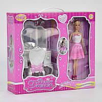 Кукла с туалетным столиком 99050 (12) в коробке