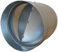 Клапан обратный (лепестковый, гравитационный) 125
