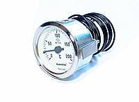 Термометр капиллярный D 60мм/200°С / L-200см PAKKENS Турция