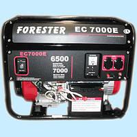 Генератор бензиновый EC7000 E (6,5 кВт)
