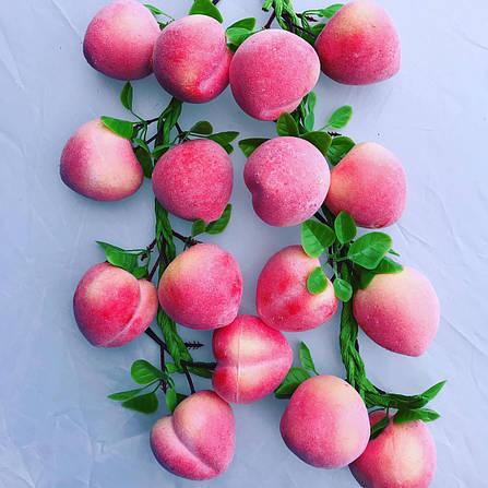 Муляж персиков.Вязка персиков., фото 2