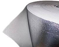 Изолон фольгированный 4мм химически сшитый (ISOLON 300 LA, 3004)