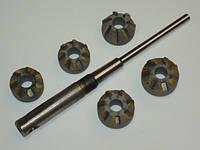 Набор зенкеров для ремонта седел клапанов двигателя ВАЗ 2110