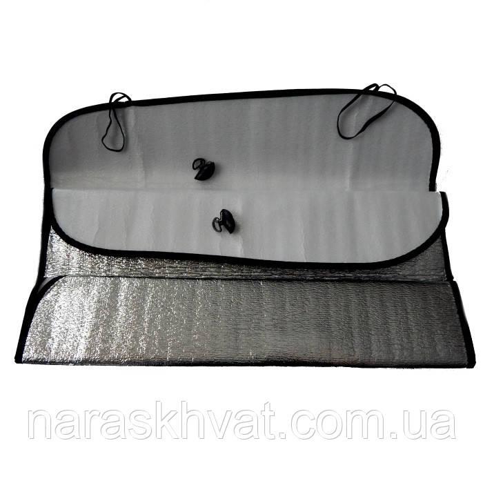Автомобильная шторка солнцезащитная (лобовое стекло)