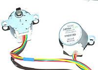 Двигатель (мотор) шторки для кондиционера 24BYJ48 12V