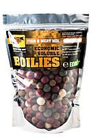 Бойлы CCB пылящие Economic Soluble Fruit Mix,16-24мм,1кг CCB002538
