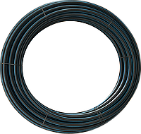 Труба ПЭ техническая 63х4,7мм 10 бар SDR13,6 бухта 100м