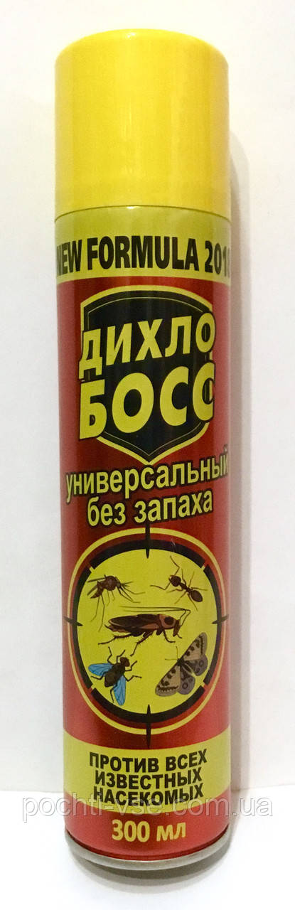 Дихлофос Дихло босс, 300мл