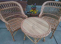 Мебель балконная плетеная из лозы
