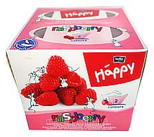 Платочки Бумажные Bella Baby Happy Двухслойные Малина 40 + 40