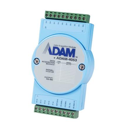 ADVANTECH ADAM-4053-AE Модуль дискретного 16-канального ввода