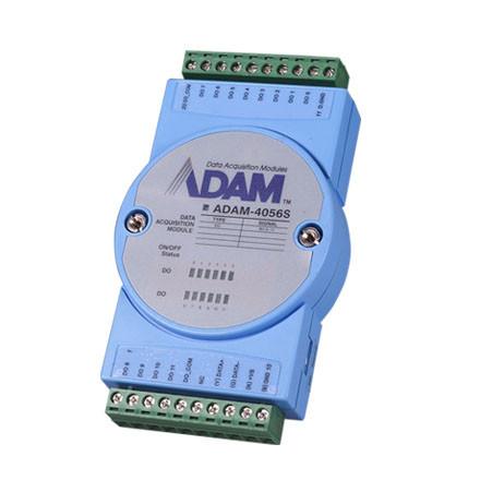 ADVANTECH ADAM-4056S-AE модуль вывода дискретных сигналов с изоляцией и индикацией