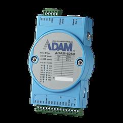 Модуль Modbus TCP с 15 изолированными каналами дискретного ввода/вывода
