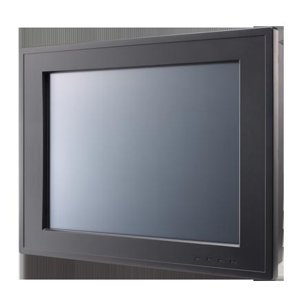 """PPC-3120-RAE Безвентиляторный панельный ПК с процессором Intel® Atom™ D2550 и экраном диагональю 12.1"""""""