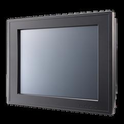 """Промышленный безвентиляторный панельный ПК с процессором Intel® Atom™ D2550 и экраном диагональю 12.1"""""""