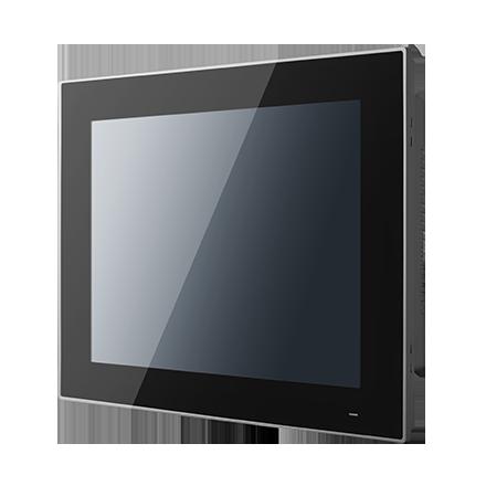 """Промышленный безвентиляторный панельный ПК с процессором Intel® Celeron® N2930 и экраном диагональю 12.1"""""""