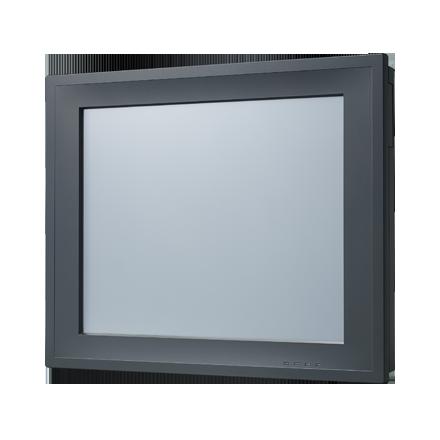 """Промышленный безвентиляторный панельный ПК с процессором Intel Atom E3845 и экраном диагональю 17"""""""