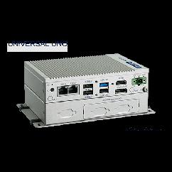 Intel Atom/Celeron Small-Size Modular Box Platform with 2 GbE,4 USB, 4 COM, 2 x mPCIe, HDMI, DP