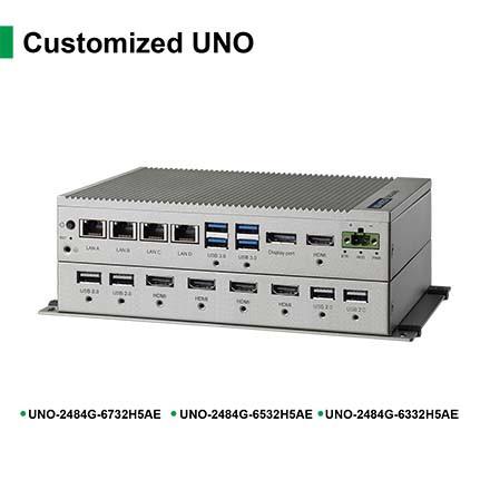 Стандартная модульная промышленная платформа (MBP) с процессором Intel® Core™ i7/i5/i3, 4 x GbE, 1 x mPCIe, HDMI, DP