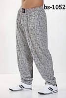 Штаны для культуристов BigSam 1052  размер L