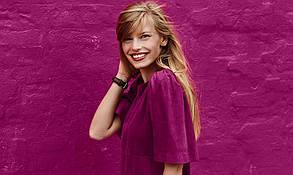 Краска Simplicol для смены цвета 150г фиолетовая, фото 2