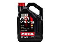 Масло моторн. Motul 6100 Syn-nergy SAE 5W-30 4l 838350