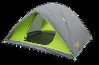 Палатка четырехместная GreenCamp 1018-4, фото 1