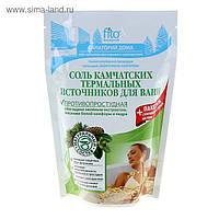 """Соль для ванн """"Камчатских термальных источников"""", противопростудная, 530г 17529"""
