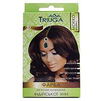 Природная краска для волос на основе хны-Мокко 25г. 17536