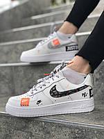 Женские кроссовки Nike Air Force White\Найк Аір Форс Білі\Женские кроссовки Найк Аир Форс