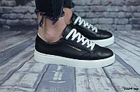 Женские кожаные кроссовки/кеды Tommy Hilfiger (Реплика), фото 1
