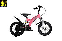 """Велосипед RoyalBaby FLYBEAR 16"""" розовый OFFICIAL UA"""